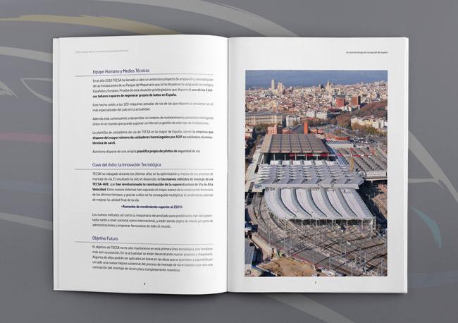 TECSA. Informe Técnico