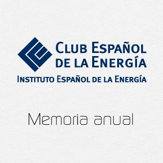 Memoria Anual. Enerclub