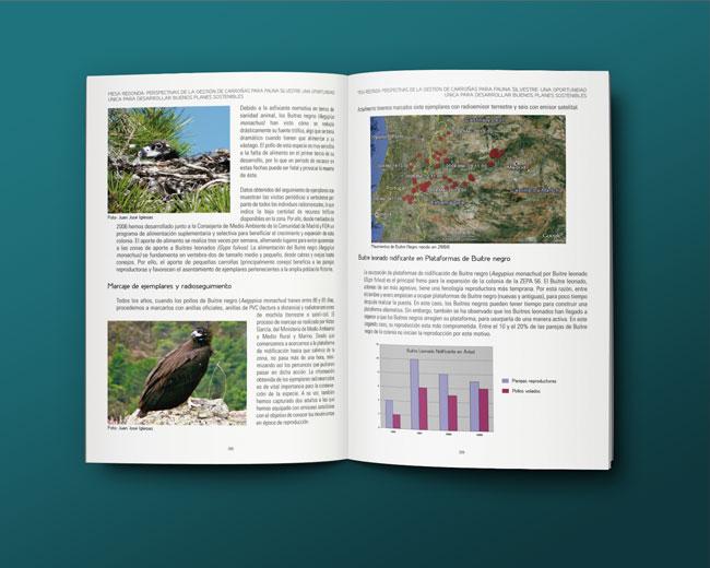 Gestión y Fomento de la Fauna en la RED NATURA 2000
